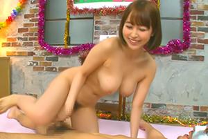 カリスマAV女優の本気テク30分我慢できたら賞金50万円!!