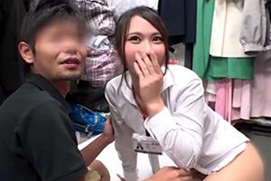 身長差最大26cm!高身長のSOD女子社員とファン歓喜の王様ゲーム!