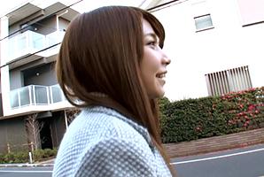 【素人】『竹内結子』似のルックスが可愛すぎる広島の超美乳牛丼屋店員