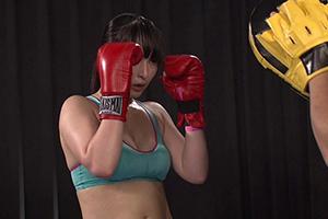 美人ボクサー VS レイプ魔