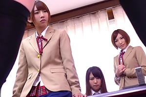 男子で唯一、生徒会に入って美少女JKたちと毎日ヤリまくり!