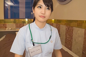 (シロウトTV)鈴木さとみ 20才。モデル級スタイルのモデル歯科衛生士がAV出演☆☆