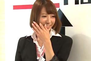 社内でも一際目立つ170cmモデル級の女子店員と王様GAME☆☆