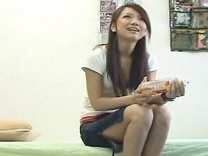 19歳の女子大生をハメるリアル映像