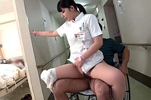 トップアイドルより可愛い看護師に中出し10連発