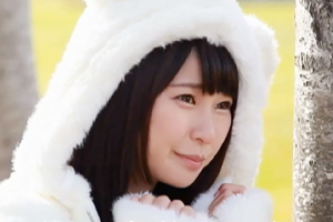 【穂波ひなこ 】北海道育ちのちっぱい娘 AVデビュー