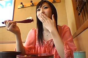 【素人】LINEで知り合った梅田の大学1年生。ピンク色の乳首が最高でした