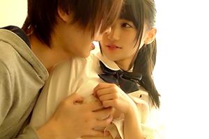 (S-Cute)大島美緒 セイフクが似合う美10代小娘とKISSから始まるSEX