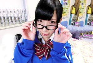 あざとい眼鏡っ子美少女をめちゃくちゃに犯す、放課後肉便器