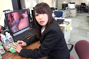 h.m.p宣伝部長に就任した『初美沙希』に一日密着ドキュメンタリー