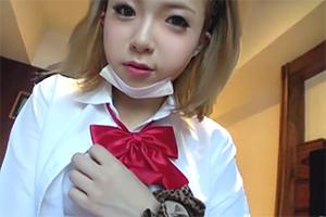 【円光】心斎橋の生意気制服女(ヤンキー)がやっぱ好きやねんw