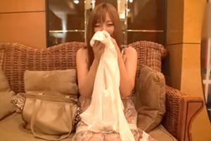 (キャッチTV)渋谷でフェミニン系オシャレ女子をお持ち帰り、即マンしたったw