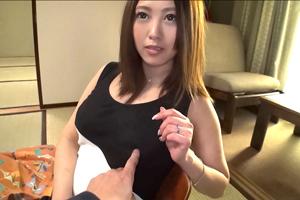 元モデルの29歳美人妻『相本みき』と秘密の中出し不倫温泉