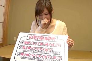 「弟が私を見て勃つわけない」と言い張る姉が10万円をかけて挑戦!
