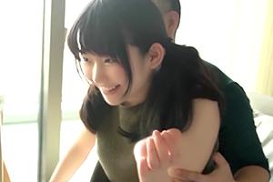 姫川ゆうな 自らキスでおねだりするロリ娘がめっちゃ可愛い