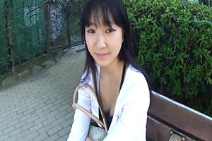 【ハメ撮り】和歌山でナンパした清楚系娘とホテルで中出しSEX