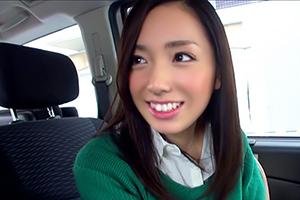 【素人】アイドルみたいに可愛い専業主婦をナンパしてハメ撮り!