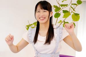 ニコ可愛い黒髪美少女「千早希」のAVデビュー作がコチラ