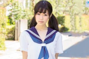 すべすべの白い肌とパイパンの少女 18歳 夏川ひまり AVデビュー