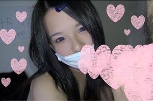 【素人】上京したての19歳がF○2ライブチャットでSEX生放送した映像