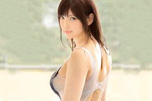 【安達かすみ】将来のオリンピック候補 インハイ出場の現役JD AVデビュー