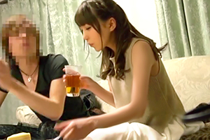 【スキャンダル】京都でナンパお持ち帰りされた「桜木凛」隠し撮り