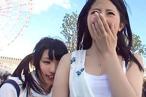 フェスでAランク女子をナンパハメ撮り。
