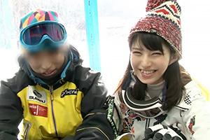 【悲報】スキーにいったらMM号で彼女を寝取られた件