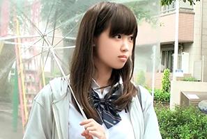 【円光】秋雨の季節に弓道部のJKと屋内にこもってセックス三昧