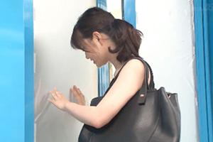 マジックミラー号で自分の性癖を洗いざらい告白する美女