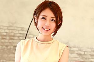 水野夏海 新人AVデビュー!何て爽やかで可愛い笑顔なんだ。