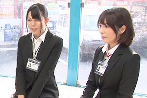 仕事熱心と社内で評判のSOD女子社員を選抜!強制Hゲーム