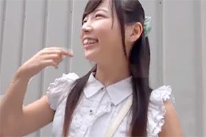 夏休みパイパン日焼け少女ナンパ 読者モデルのスカウトと称しスタジオ撮影&日焼けチェック!