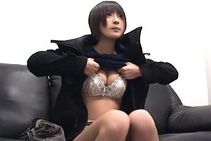【盗撮】面接に来た垢ぬけない爆乳少女をノンストップ2時間責め!