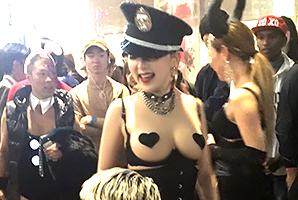 【38人】渋谷ハロウィン2016でエロかった素人ギャルまとめ!