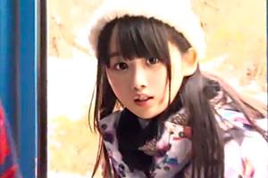 MM号 ゲレンデで見つけた美少女と素股マッサージ!