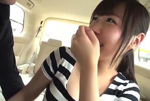 葉山美空 20歳のガチ若妻が他の男と寝取られ中出し