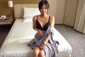 榎本美咲「旦那じゃ満足できない…」可愛いのにドMな淫乱妻が無限イカせ6P!