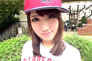 【素人】広島でナンパした激カワカープ女子のお宅訪問&セックス!
