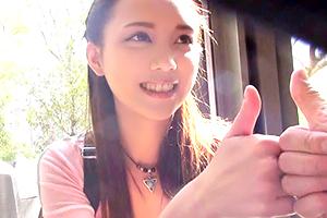 【素人】インバウンドの爆買い台湾美少女にナンパ中出し成功!