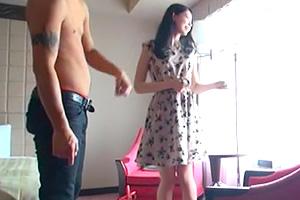 【素人】浜松でナンパしたワンピースの美女