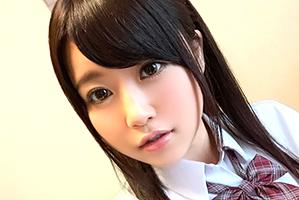 【円光】滅多にいない上玉黒髪美少女に顔射1発&中出し1発!