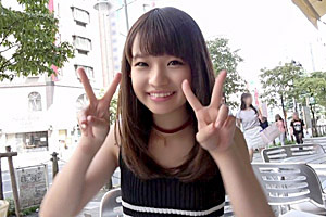 早乙女夏菜 めっちゃエロいマラソン部員がAVデビュー!