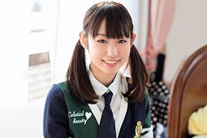 鈴森柚季 有名Youtuberになりたい美少女が知名度アップのためAVデビュー!