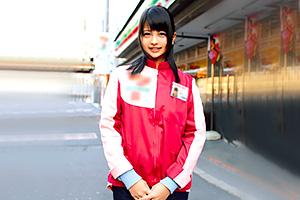 【個人撮影】某コンビニでバイトする可愛い美少女