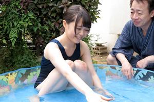 生田みく 叔父さんと近親相姦に溺れるひと夏の共同生活