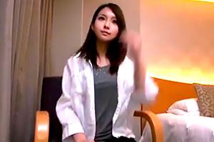 原宿でナンパした巨乳素人をホテルゴリ押ししてハメる!
