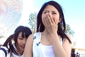 【素人】美女喰い放題!高確率でヤれる真夏のフェスナンパ!