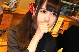 【ナンパ in 世田谷】アニメ声で喘ぐ19歳の美少女居酒屋店員