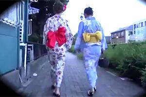 日本の夏、レイプの夏。花火大会で美女の浴衣剥ぎ取って犯す!